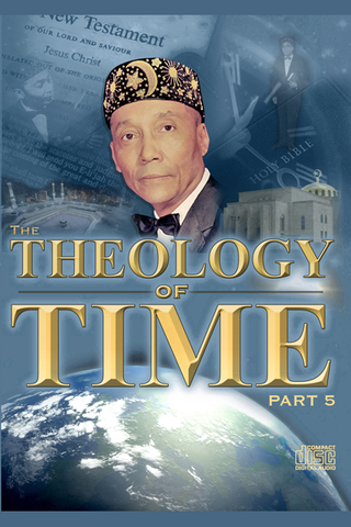 Theology of Time Part 5 - October 15, 1972