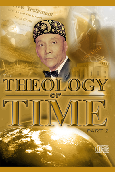 Theology of Time Part 2 - July 30, 1972