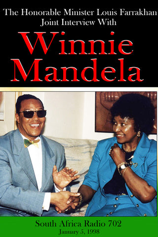 Joint Interview With Winnie Mandela - South Africa Radio