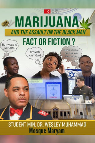 Marijuana and the Assault on the Black Man: Fact or Fiction