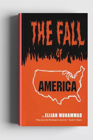 The Fall of America (Hard Cover)