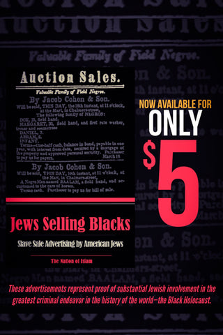 Jews Selling Blacks