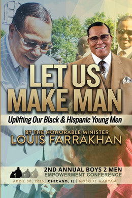 Let Us Make Man - Uplifting Our Black & Hispanic Men