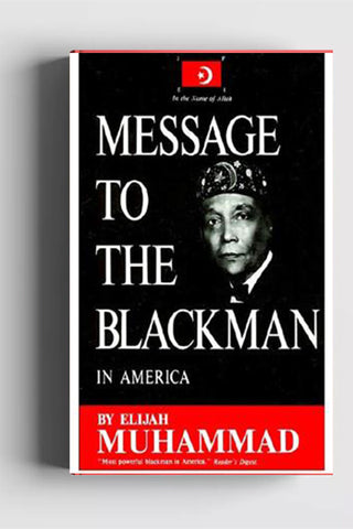 Message to the Blackman in America (Hard Cover)
