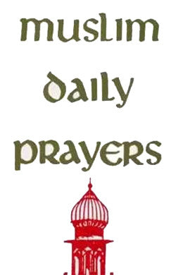 Muslim Daily Prayers Book