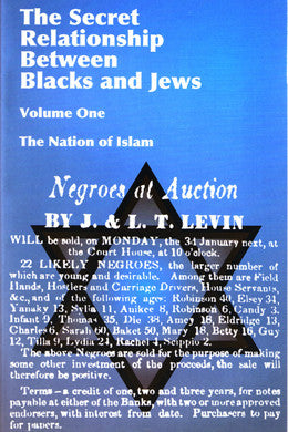 The Secret Relationship Between Blacks and Jews Volume 1
