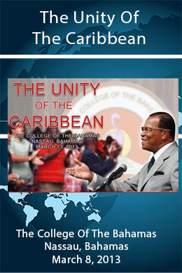Bahamas: The Unity Of The Caribbean