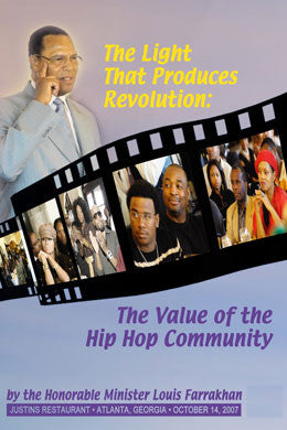 The Light That Produces Revolution: The Value of the Hip Hop Community