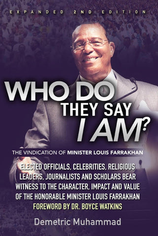 Who Do They Say I Am? - Expanded 2nd Edition
