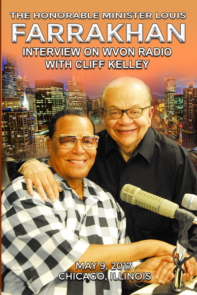 WVON Interview with Minister Louis Farrakhan
