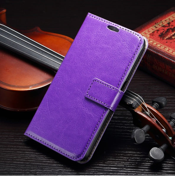 Premium Leather 2 in 1 Cover For Samsung Galaxy S7 series