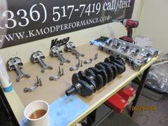 Bottom End Engine Parts-K20a/K20z/K24a