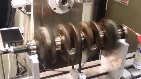 Precision Balance Crankshaft