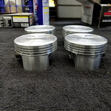 Used K24 TSX (RBB) Pistons- 10.5:1