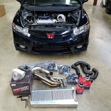 KMOD 06-11 Civic Si Sidewinder Turbo Kit-Fg2/Fa5