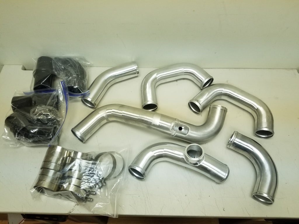 KMOD 2.5in Intercooler Piping Kit