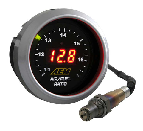 AEM Air Fuel Ratio Guage