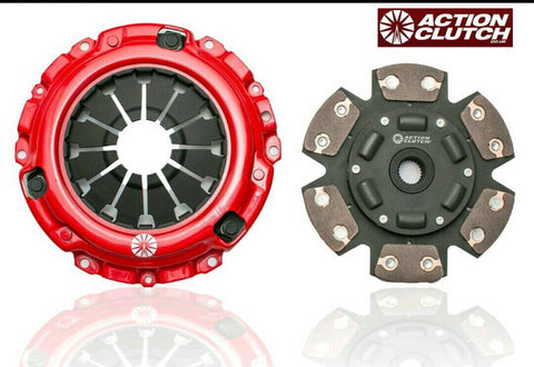 Action Clutch Stage 2,3, & 4 Clutch Kit