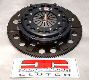 Competition Clutch Twin Disc Clutch Kit