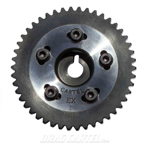 Drag Cartel Adjustable Cam Gears- K20-K24