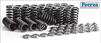 Ferrea ValveSprings/Retainers Kit- Drag/Road Race