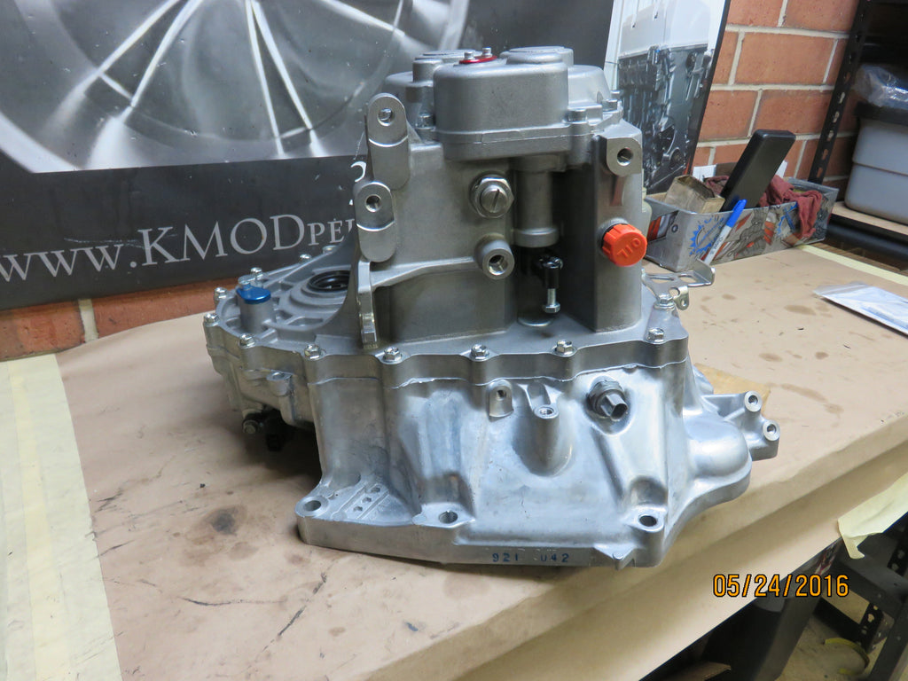 Quaife 5 Speed Sequential Dogbox Transmission