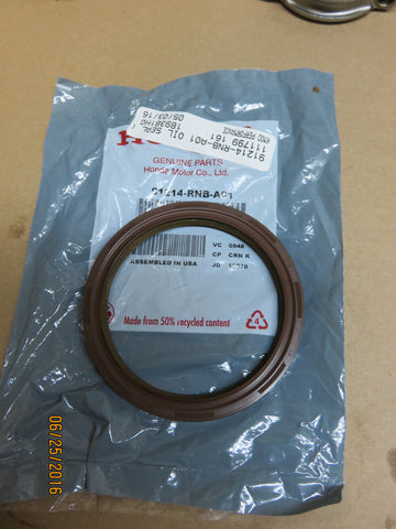 OEM Honda Rear Main Seal