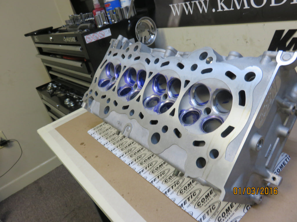 CNC Cylinder Head Resurfacing