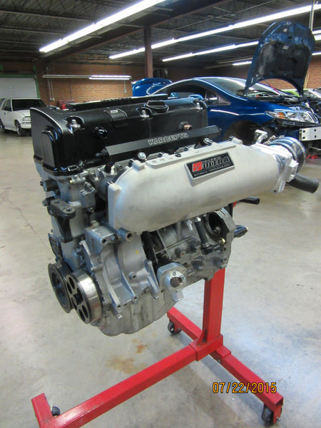 KMOD Stage: 4 K24 Crate Engine for Boost: 1000+whp