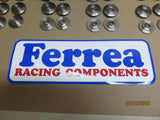 Ferrea Competition Plus Valves