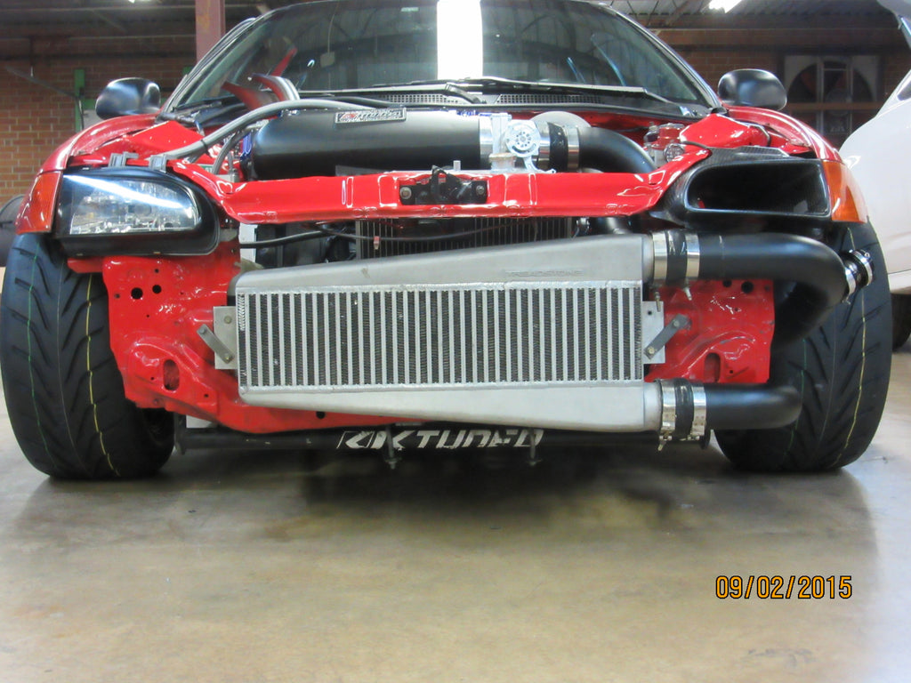 K-Tuned Traction Bar