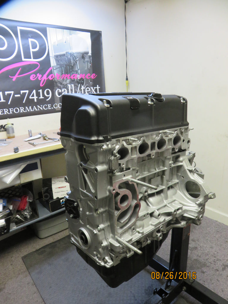 KMOD Stage 5 K24z Longblock- For Boost Engine-1000whp