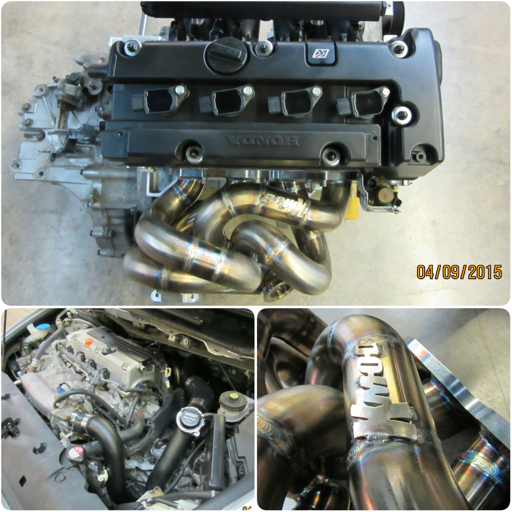 KMOD 06-11 Civic Si Turbo Kit-Fg2/Fa5