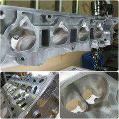 KMOD Ported Cylinder Heads