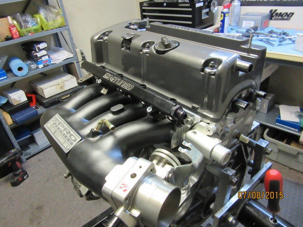 Honda Civic Si Used >> KMOD Stage: 3 K24a Crate Engine 285-340whp All-Motor ...