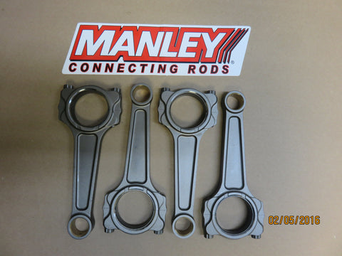 Manley Turbo Tuff Rods Upgrade