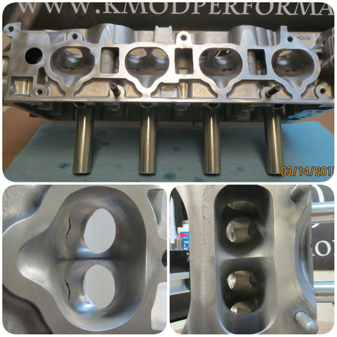 KMOD Ported Cylinder Heads – KMOD Performance