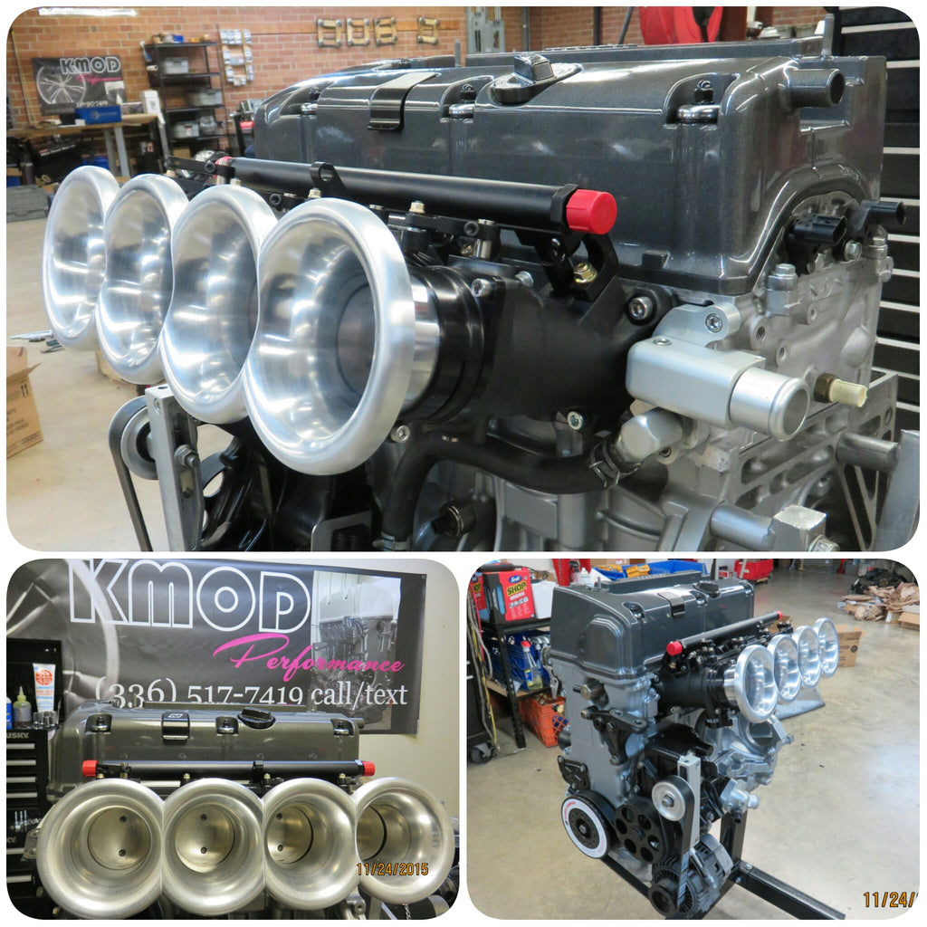 KMOD Stage: 4 K24a Endurance Crate Engine 320-350whp All-Motor