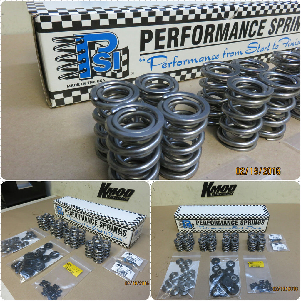 PSI ValveSprings/Retainers Kit- Endurance