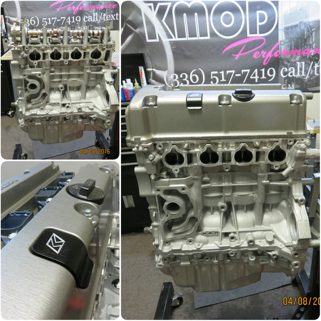 KMOD Stage: 4 K24a For Boost Longblock: 800+whp