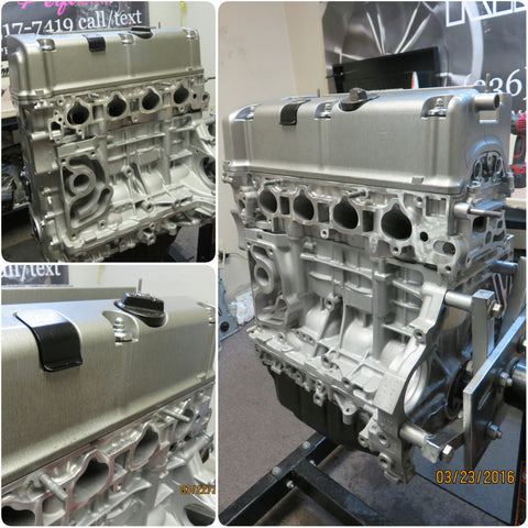 KMOD Stage: 3 K20 Longblock All-Motor or Turbo(up to 700whp)