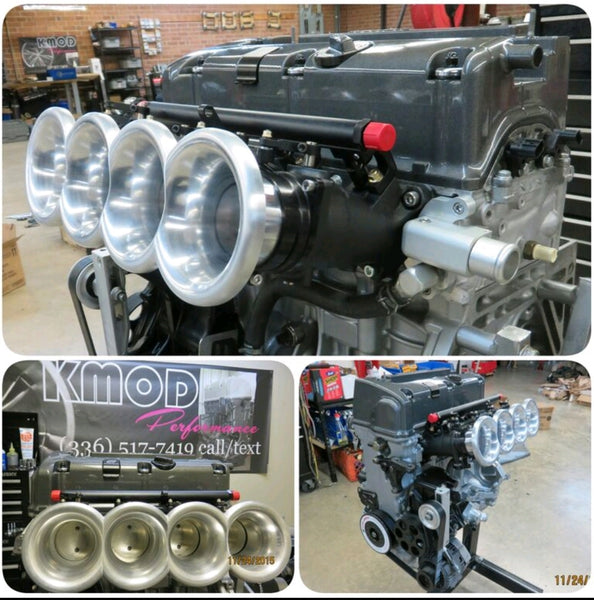 Kmod Dc5 Ep3 Tsx Em2 Turbo Kit: KMOD Stage: 4 All-Motor 2.5L Crate Engine 360+whp