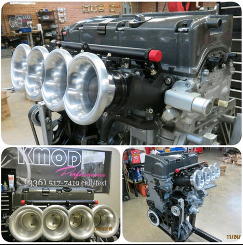 KMOD Stage: 4 All-Motor 2.5L Crate Engine 360+whp