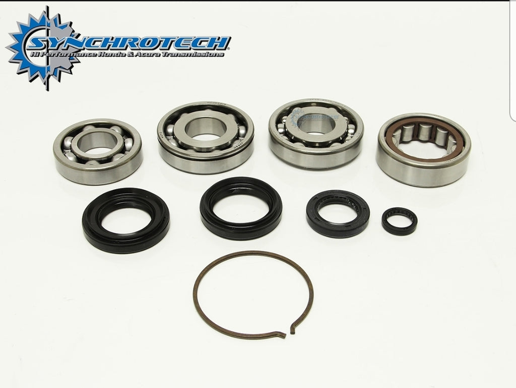 Synchrotech Bearing, & Seal Kit