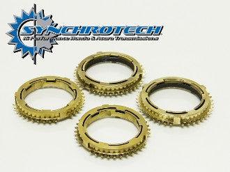Synchrotech Pro Series 1st-4th Carbon Synchro Set