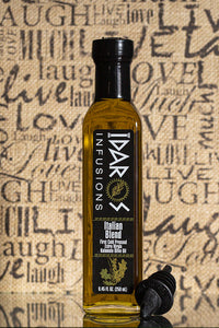 Italian Blend Infused Extra Virgin Olive Oil - Idaros Infusions