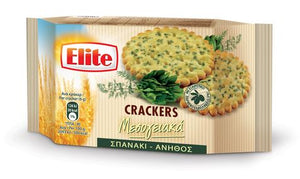 Cracker - Spinach and Dill