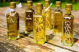 WEDDING FAVORS/Imported Infused Olive Oil/ Wedding Wire Featured Vendor - Idaros Infusions