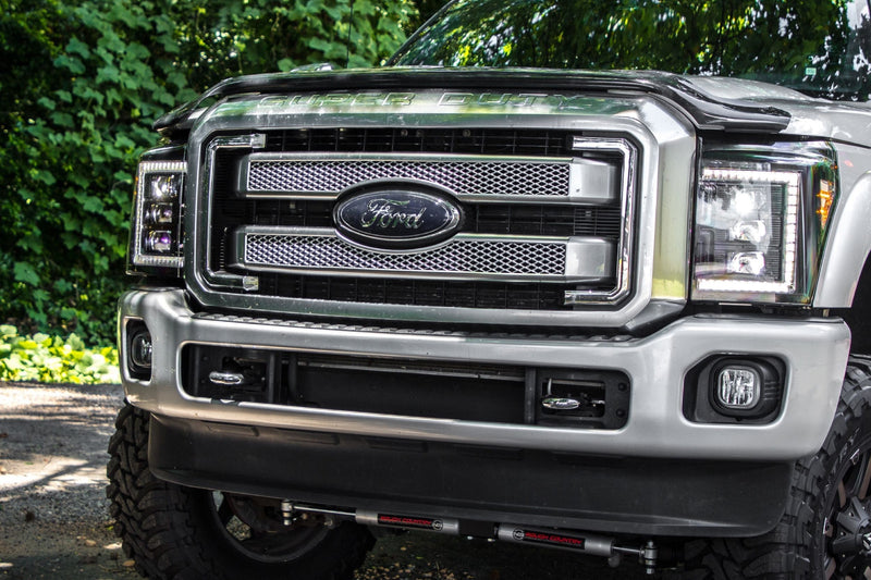 2011-2016 Ford Super Duty F-250/F-350 LED DRL Projector Replacement Headlights
