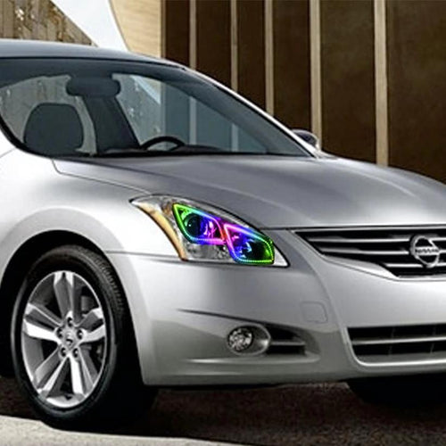 2013-2015 Nissan Altima Color-Chasing Halo Kit